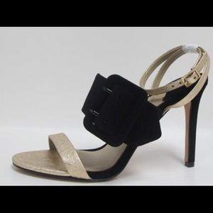 Enzo Angiolini Buckle detailed sandal